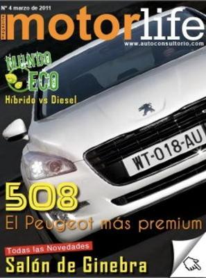508: el Peugeot más premium