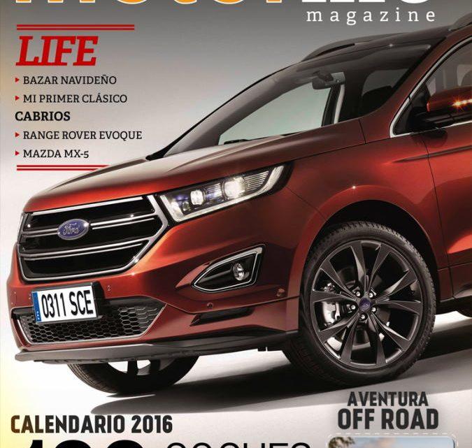Calendarios de coches 2016