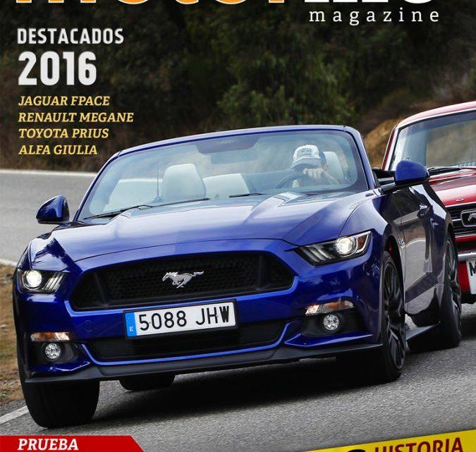 Ford Mustang: historia de un icono