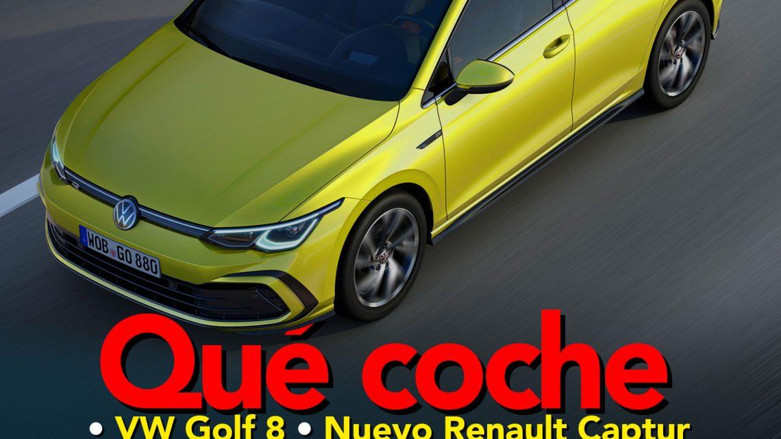 Todo sobre el Volkswagen Golf 8