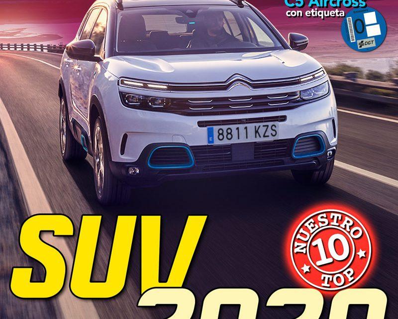 Top 10 SUV para 2020